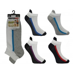 Mens 6-11 Performax One Line Trainer Socks