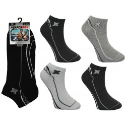 Mens 6-11 Performax X Design Trainer Socks
