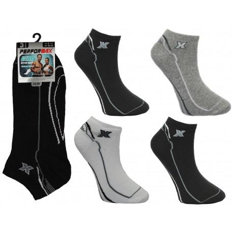 Mens 6-11 Performax X Design Trainer Socks