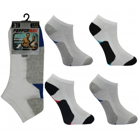 Mens 6-11 Performax Pro Trainer Socks