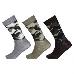 Mens 6-11 Ralph Lewis Camouflage Everyday Socks