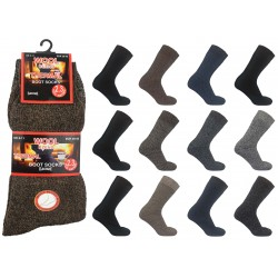 Mens 6-11 Short Hose Thermal Wool 2.3 TOG Rated Socks